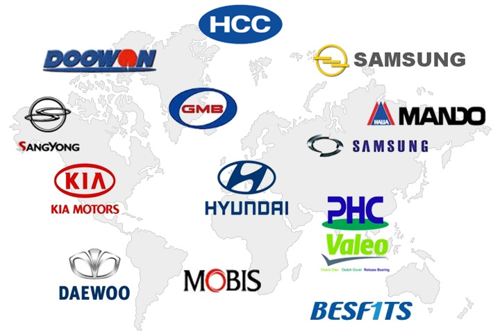 AUTO  PARTS FOR KOREAN CAR -1